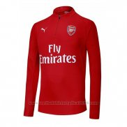 Sweater Arsenal 2018-2019 Rood
