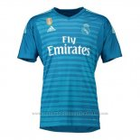 Thailand Voetbalshirts Real Madrid Keeper Uit 2018-2019