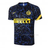 Trainingsshirt Inter Milaan 2020-2021 Blauw