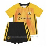 Voetbalshirts Wolves Thuis Kinderen 2019-2020