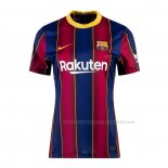 Voetbalshirts FC Barcelona Thuis Dames 2020-2021