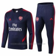 Trainingspak Arsenal 2019-2020 Blauw