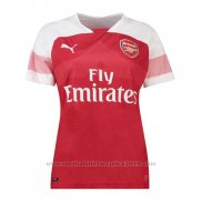 Voetbalshirts Arsenal Thuis Dames 2018-2019