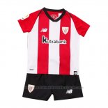 Voetbalshirts Athletic Bilbao Thuis Kinderen 2018-2019