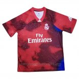 Thailand Voetbalshirts Real Madrid EA Sports 2018-2019 Rood
