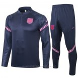 Trainingspak Sweater Engeland 2020 Blauw