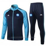 Trainingspak Napoli 2019-2020 Blauw