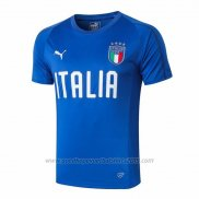 Trainingsshirt Italie 2018 Blauw