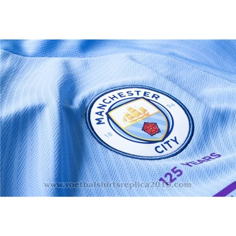 Voetbalshirts Manchester City Thuis 2019-2020